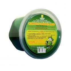 Зеленое калийное мыло, 200мл банка