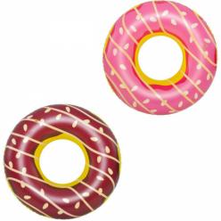 Круг пляжный надувной 125 CM Пончик