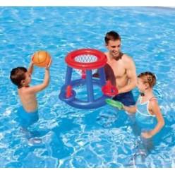 Площадка надувная плавающая для игры с мячом FI 61