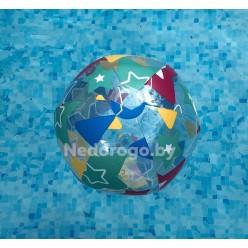Мяч пляжный надувной 33 CM