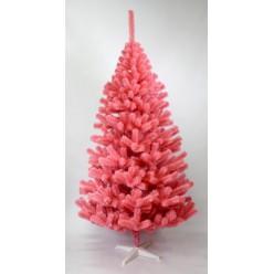 Пихта искусственная розовая 200 см