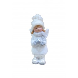 Фигурка керамическая Ангел 13,5см GOT8998