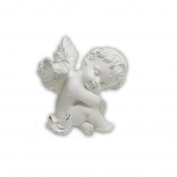 Фигурка керамич. Ангел белый 11 см арт. AT1-99326-9KH