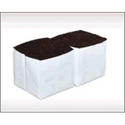 Кокосовый субстракт в контейнере 23х16х5 см мелкой фракции