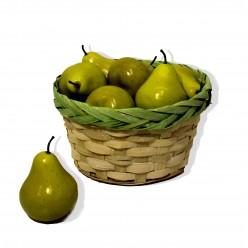 """Плод искусственный """"Груша"""""""