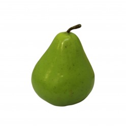 """Плод искусственный """"Груша"""" 7,5см"""