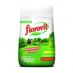 """Удобрение """"Флоровит"""" для газона гранулированное, 5 кг (мешок)"""