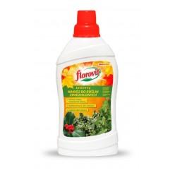 Удобрение Флоровит. (Florovit) для вечнозелёных осеннее жидкое, 1 кг