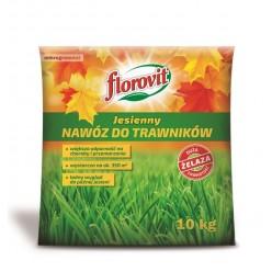 Удобрение Флоровит для газона осеннее 10 кг, (мешок)