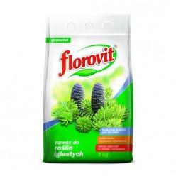 """Удобрение """"Флоровит"""" для хвойных гранулированное, 3 кг"""