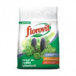 """Удобрение """"Флоровит"""" для хвойных гранулированное, 1 кг (пакет)"""