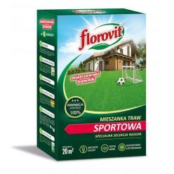 Семена травы газонной Флоровит Спортивная 0,5кг, коробка