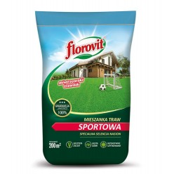 Семена травы газонной Флоровит Спортивная 5кг, мешок