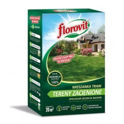 Семена травы газонной Флоровит Теневая 0,5кг, коробка