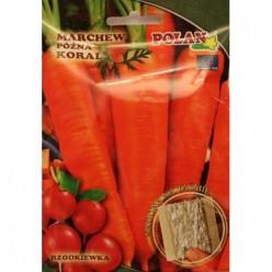 Морковь Нантская Полана+ Редис Рова лента 360+60 штук