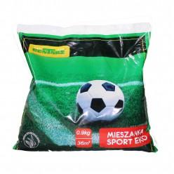 Семена травы газонной Спорт Эко 0,9кг