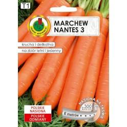 Морковь Нантская лента 6 метров