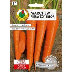 Морковь Первый сбор лента 6 метров