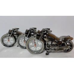 """Часы-сувенир """"Мотоцикл"""" 22х12см"""