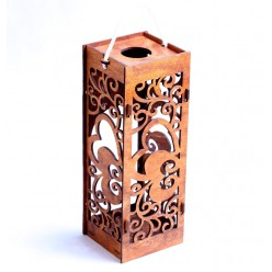 Футляр для шампанского (для вина) деревянный