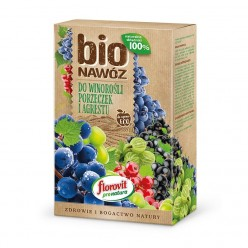 Удобрение Флоровит Про Натура БИО для винограда, смородины, крыжовник ECO, 1,1л (700г) коробка