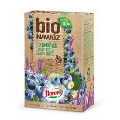 Удобрение Флоровит Про Натура БИО для голубики и других кислотолюбивых растений 1,1л, (700г) коробка