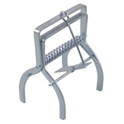 Ловушка для кротов и полевок металлическая 9 см. GR5103