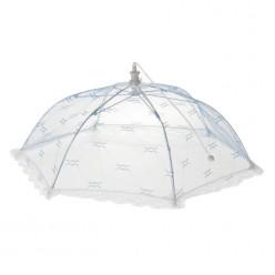 """Сетка защитная для еды 40х40 см """"Зонтик"""" микс цвета 1026027"""