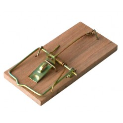 """Ловушка для мышей деревянная """"Bros"""", 2 шт"""