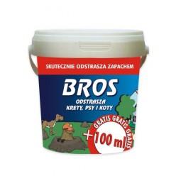 """Отпугиватель кротов, собак, кошек """"Bros"""", 350+100 мл"""