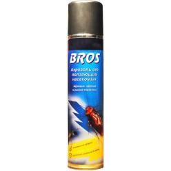 """Спрей от бегающих и ползающих насекомых """"Bros"""", 400 мл"""