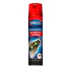 """Аэрозоль от летающих насекомых """"Bros"""", 250 мл"""