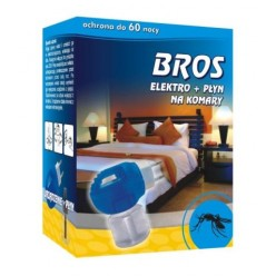 """Электрофумигатор + жидкость от комаров """"Bros"""""""